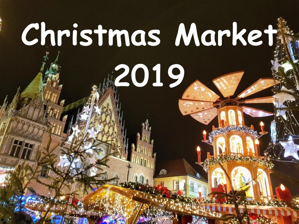 クリスマス マーケット 2019